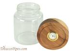Cobblestone Humidor Small Display Jar Open