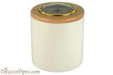 Cobblestone Ceramic Humidor Jar