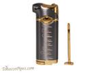 Cobblestone Grey Sentry Lighter