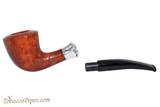 Molina Tromba 104 Smooth Tobacco Pipe Apart