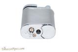 Cobblestone Classic Silver Lighter Bottom