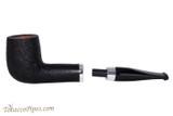 Chacom Deauville 703 Sandblast Tobacco Pipe  Apart
