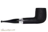 Chacom Skipper 703 Sandblast Tobacco Pipe  Right Side