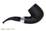 Chacom Skipper 41 Sandblast Tobacco Pipe Right Side