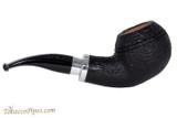 Chacom Skipper 996 Sandblast Tobacco Pipe Right Side