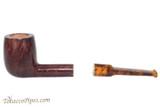 Savinelli Tortuga Smooth 127 Tobacco Pipe Apart