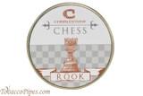 Cobblestone Chess Rook Pipe Tobacco Front