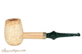 Missouri Meerschaum Emerald Straight Tobacco Pipe