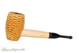 Missouri Meerschaum Tom Sawyer Black Stem Tobacco Pipe