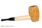 Missouri Meerschaum Tom Sawyer Black Stem Tobacco Pipe Right Side
