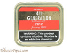 4th Generation 2012 Pipe Tobacco Front