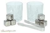 Beyler Companion Rojo 2 Whiskey Glass Set
