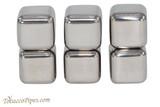 Beyler Companion Rojo 2 Whiskey Glass Set Cubes