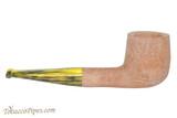 Rattray's Fudge 5 Sandblast Natural Tobacco Pipe 100-0700 Right Side