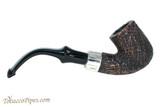 Peterson Premier System Sandblast 313 Tobacco Pipe - PLIP Right Side