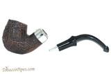 Peterson Premier System Sandblast 312 Tobacco Pipe - PLIP Apart