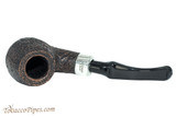 Peterson Premier System Sandblast B42 Tobacco Pipe - PLIP Top