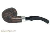 Peterson Premier System Sandblast B42 Tobacco Pipe - PLIP Bottom
