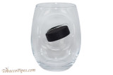 BenShot SlapShot Hockey Puck Wine Glass 15 oz Front