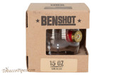 BenShot Shotgun Shell Wine Glass 15 oz Box