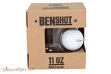 BenShot Golf Ball Rocks Glass 11 oz Box