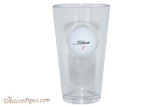 BenShot Golf Ball Pint Glass 16 oz Front