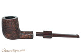 Dunhill Cumberland 4203 Tobacco Pipe Apart