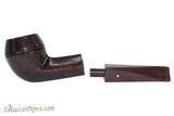 Dunhill Chestnut 4104 Tobacco Pipe Apart
