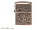 Zippo Harley Davidson Copper Eagle Lighter