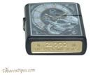 Zippo Skull Clock Lighter Bottom