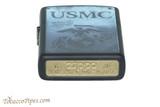 Zippo US Military Rugged Marines Lighter Bottom
