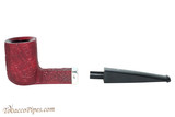 Dunhill Ruby Bark 4124 Tobacco Pipe Apart