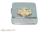 Zippo US Military Navy Emblem Lighter Bottom