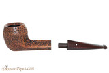 Dunhill County 4104 Tobacco Pipes Apart