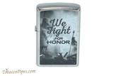 Zippo Gaming We Fight For Honor Lighter