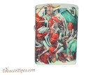 Zippo 540 Color Thought Slaughter Lighter