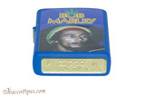 Zippo Music Bob Marley Royal Blue Lighter Bottom