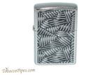 Zippo Pattern Line Grid Lighter