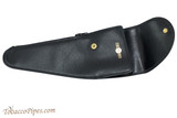 Dunhill White Spot Pipe Holster PA2031 Open