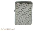Zippo Pattern Geometric Weave Lighter
