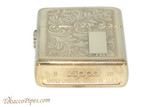 Zippo Venetian High Polish Brass Lighter Bottom
