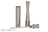 Dunhill White Spot Pipe Tool PA4131 Open