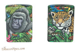 Zippo 540 Color Mysteries Of The Forest Lighter Set