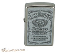 Zippo Jack Daniels Flask and Lighter Gift Set Lighter
