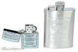 Zippo Jack Daniels Flask and Lighter Gift Set