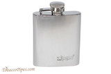Zippo Lighter and Zippo Flask Gift Set Flask Front
