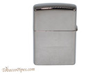 Zippo Classic Black Ice Lighter and Pipe Insert Set Back