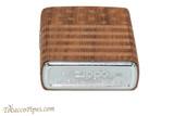 Zippo Woodchuck USA Flag Wrap Lighter Bottom