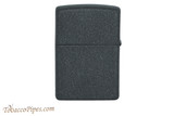Zippo Black Tactical Pouch and Lighter Set Back