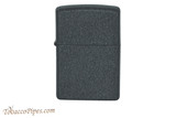 Zippo Black Tactical Pouch and Lighter Set Front